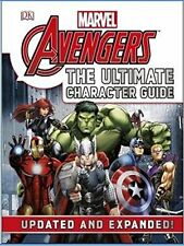 Marvel The Avengers The Ultimate Character Guide (Hardback Book) 9780241007617