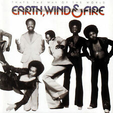 Earth, Wind & Fire - That's The Way Of The World 180G LP RE NEW LMTD ED IMPEX