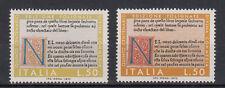 VARIETA'  ITALIA 1972 COLORE DIVERSO GIALLO DIVINA COMMEDIA DANTE + CAMPIONE