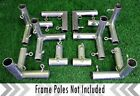 Golf Frame Corner Kit 10x10x10 Build Your Own Golf Cage DIY Golf Netting Project
