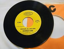 GEORGIE FAME THE BALLAD OF BONNIE AND CLYDE 45 RPM EPIC LABEL VG