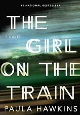 The Girl on the Train by Paula Hawkins (Paperback) EUC