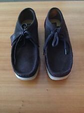 "NWOB!! CLARKS ORIGINALS ""WALLABEE"" OXFORD SHOES, SIZE 8.5M  $140"