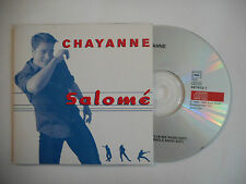 CHAYANNE : SALOME ( CLUB MIX RADIO EDIT ) ♦ CD SINGLE PORT GRATUIT ♦
