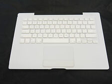 "99%  NEW White Top Case with US Keyboard Trackpad for MacBook 13"" 2006 Mid- 2007"