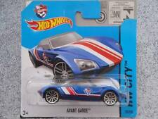 Hot Wheels 2014 #020/250 AVANT GARDE HW CITY Batch J France Football