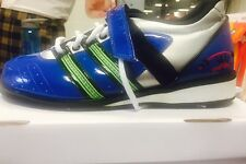 Weightlifting Shoes - Blue size 8.5