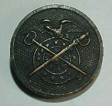 WW1 *Quartermaster Corps* Enlisted Collar Disk - US Army AEF
