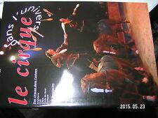 ¤¤ Le CIRQUE dans l'Univers n°231 Alexis Gruss Cirque d'Hiver Medrano FFEC