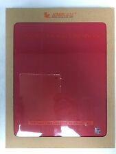 Jison Defender Premium Case for iPad 2,3,4 RED JS-IPD-06H80