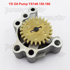 YX140 oil pump Fit Pit Dirt Bike YX 140cc Engine Pitster YCF Piranha IMR Stomp