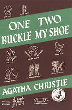 One, Two, Buckle My Shoe (Hercule Poirot), Christie, Agatha, Acceptable, Hardcov