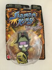 Shaman King Tokageroh Figurine - Sealed in Package 2004