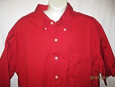 Men's Paco Jeans Casual Shirt. Short Sleeve Button Up Size XL