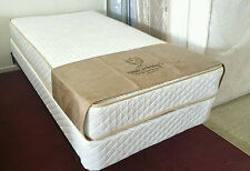 Impressions Twin Mattress and Box Spring Set by Spinal Care