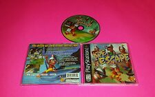 Ape Escape (Sony PlayStation 1, 1999)