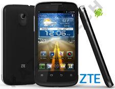 """ZTE Blade III 3 4"""" Nero Android 4.0 Wifi GPS Smartphone sbloccato SIMFREE REFURB"""