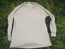 GENUINE ISSUE ACU UNIFORM BASE LAYER L/S T SHIRT TOP DUKE USA XL