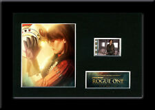 A Star Wars Story - Rogue One - Jyn Erso 35mm Framed Mounted Film Cell