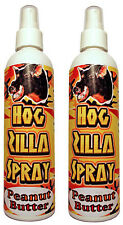 Hog Attractant Peanut Butter Scent and Flavor