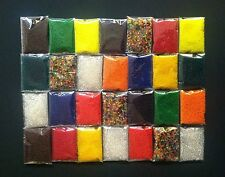28 Bags (3-4grams/Bag, 12000+pcs) Crystal Soil for Gardening & Orbeez Refill