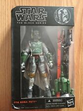 "Boba Fett #06:Star Wars The Black Series 6"" Action Figure (USA seller)"