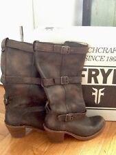 Frye Brown Carmen Boots SZ 7M