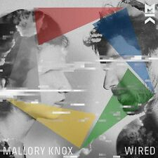 Mallory Knox - Wired - CD Album (Released 10th March 2017) Brand New