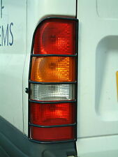 FORD TRANSIT YEAR 2000 ON REAR LIGHT GUARDS