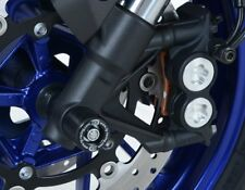 Yamaha MT-09 MT09 2013-2015 black R&G racing fork crash protectors
