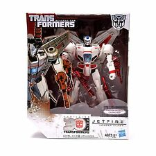 30° Anniversario Hasbro Transformers Thrilling IDW Leader Class Jetfire