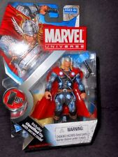 "THOR ( 4"") ( BLUE VARIANT ) MARVEL UNIVERSE ( FAMILY DOLLAR ) ACTION FIGURE #012"