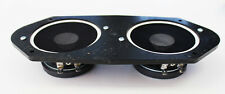 NEW 1964-1966 Ford Mustang AM FM Stereo Dash Speaker Dual Type Free Shipping