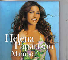 Helena Paparizou-Mambo cd single 3 tracks