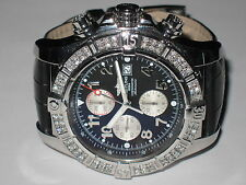 Mens Breitling Super Avenger *** Diamond ***