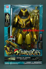 Thundercats Armor of Omens with Lion-O Action Figure Bandai 2011 New