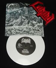 "LAPIDA - SOLUCION FINAL, EP 7"" WHITE VINYL LIMITED EDITION"