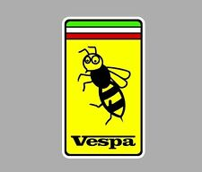 VESPA DECAL STICKER Vespa wasp / bee scooter motorcycle decal sticker