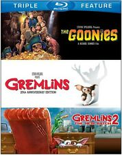 Goonies/Gremlins/Gremlins 2: The New Batch Blu-ray Region A