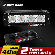 8inch 40W Auto LED Work Light Bar Combo LED Offroad Driving Fog Lights  4X4 ATV