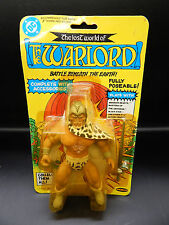 vintage Lost World of the WARLORD Remco DC comics MOC action figure 1983 sealed!