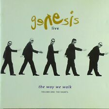 CD - Genesis - Live / The Way We Walk (Volume One: The Shorts) - #A3147