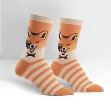 Sock It To Me Women's Crew Socks - Mr Fox