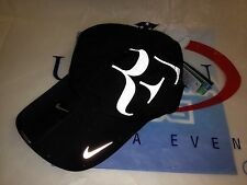 Nike ROGER FEDERER Hat Cap CLAIM THE NIGHT Limited Edition US OPEN