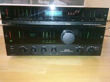 TOSHIBA AUREX SB-77 ST-55 INTEGRATED AMPLIFIER AUDIOPHILE TUNER Clean Drive