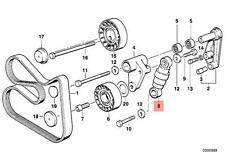 Genuine BMW E34 E36 E38 E39 E46 E53 Hydraulic belt Tensioner OEM 11281717188