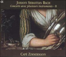 Johann Sebastian Bach: Concerts avec plusieurs instruments, Vol. 2, New Music