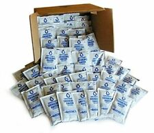 Emergency Water Pouches Survival Purified 125ml Pack of 64 Camping Hiking Sports