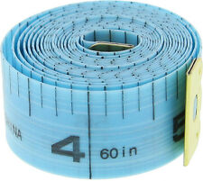 Tape Measure - Tailor's, 5ft(60in.), Blue
