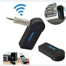 EACHINE 3.5mm AUX Wireless Bluetooth Car Kit Music Receiver Adapter with MIC